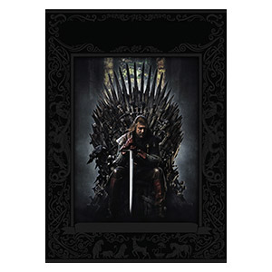 Game of Thrones. Размер: 25 х 35 см